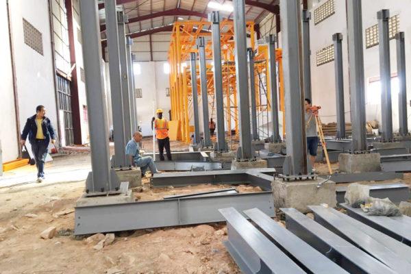 Masterwood 120TD Wheat Processing Plant2